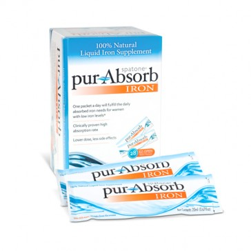 pur-Absorb Iron  | Bulu Box - sample superior vitamins and supplements