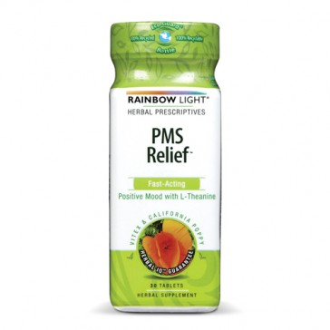 Rainbow Light PMS Relief  | Bulu Box - sample superior vitamins and supplements