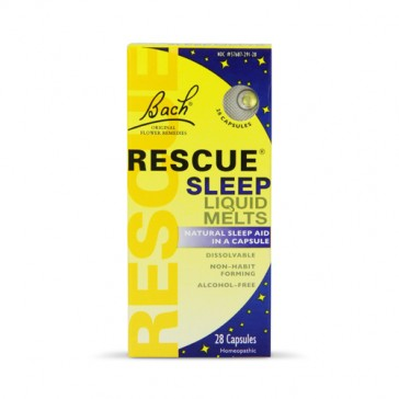 Rescue Remedy Sleep Liquid Melts  | Bulu Box - sample superior vitamins and supplements