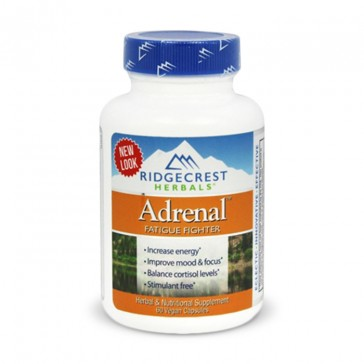 Ridgecrest Herbals Adrenal Fatigue Fighter | Bulu Box - sample superior vitamins and supplements