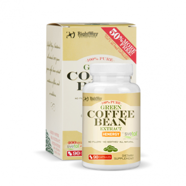 Rightway Nutrition Green Coffee Bean Extract | Bulu Box - sample superior vitamins and supplements