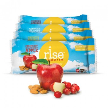 Rise Breakfast Bar | Bulu Box - sample superior vitamins and supplements