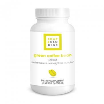 Shapeologist Green Coffee Bean | Bulu Box - Sample Superior Vitamins and Supplements