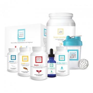 Shapeologist Weight Loss Kickstarter PRO Bundle - Chocolate | Bulu Box - Sample Superior Vitamins and Supplements
