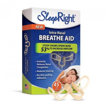 SleepRight Intra-Nasal Breathe Aid | Bulu Box -Sample Superior Vitamins and Supplements