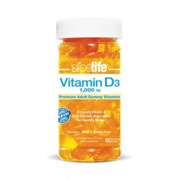 Slice of Life Vitamin D3 | Bulu Box - sample superior vitamins and supplements
