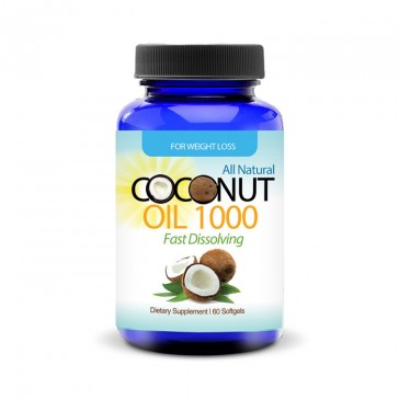 Extra Virgin Coconut Oil 1000   Bulu Box - sample superior vitamins and supplements