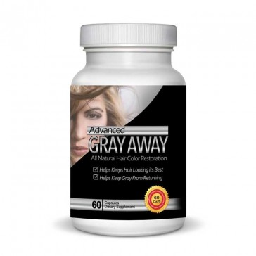 Gray Away | Bulu Box Sample Superior Vitamins And Supplements