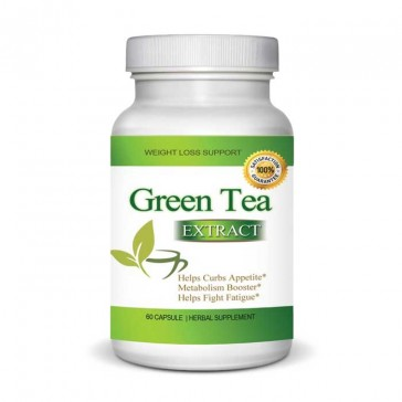 Green Tea Extract | Bulu Box