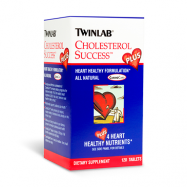 Twinlab Cholesterol Success Plus | Bulu Box - sample superior vitamins and supplements