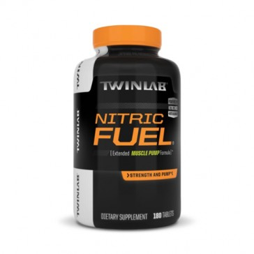 Twinlab Nitric Fuel Strength+Pump 180ct. | Bulu Box - Sample Superior Vitamins and Supplements