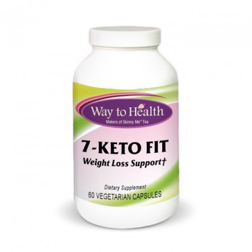Way to Health 7-Keto Fit | Bulu Box - Sample Superior Vitamins and Supplements