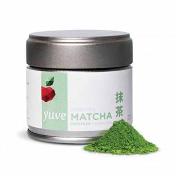 Yuve Matcha Green Tea Powder - Premium Ceremonial Grade | Bulu Box - sample superior vitamins and supplements