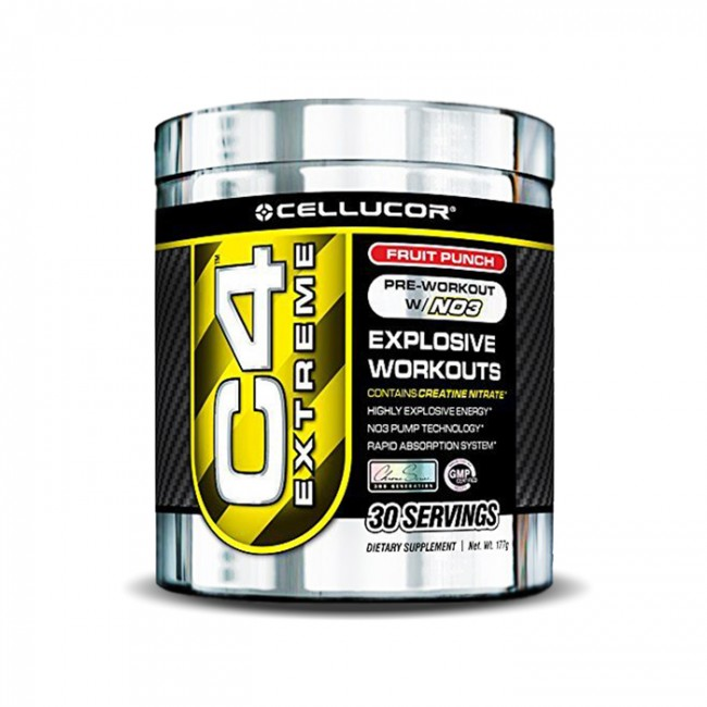 No3 workout supplement