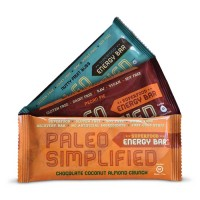 Paleo Simplified Superfood Energy Bars