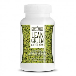 Simple Being Lean Green Coffee Bean | Sample Superior Vitamins and Supplements | Bulu Box