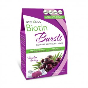NeoCell Biotin Bursts | Bulu Box - sample superior vitamins and supplements
