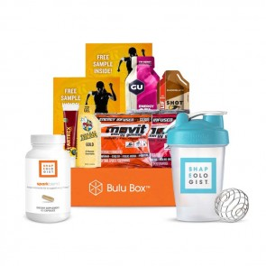 Limited Edition Runners Box | Bulu Box - sample superior vitamins and supplements