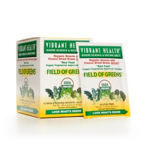 Vibrant Health Field of Greens | Bulu Box - sample superior vitamins and supplements