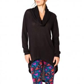 Satva Living Anila Drape Sweater   Bulu Box - Sample Superior Vitamins and Supplements