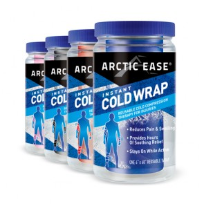 Arctic Ease Cold Wrap | Bulu Box - Sample Superior Vitamins and Supplements