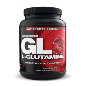 AST GL3 L-Glutamine 1000g | Bulu Box - sample superior vitamins and supplements