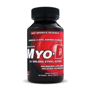 AST Myo-D Omega-3 EPA-Amino Hybrid | Bulu Box - sample superior vitamins and supplements