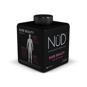 NUD - Bare Beauty | Bulu Box Samples Superior Vitamins, supplements and healthy snacks