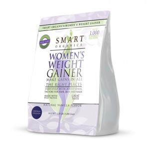 Smart Organics - Women's Weight Gainer | Bulu Box - sample superior vitamins and supplements
