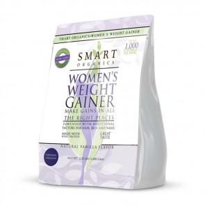 Smart Organics - Women's Weight Gainer | Bulu Box - sample superior vitamins and supplements