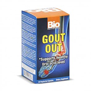Bio Nutrition Gout Out | Bulu Box - Sample Superior Vitamins and Supplements