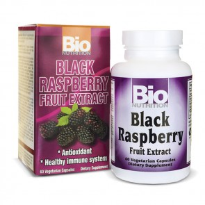 Bio Nutrition Black Raspberry | Bulu Box - sample superior vitamins and supplements