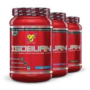 BSN Isoburn | Bulu Box - Sample Superior Vitamins and Supplements