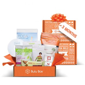 A Bulu Box gift subscription makes a healthy holiday gift!
