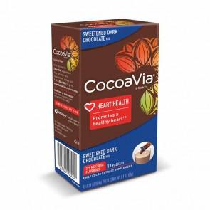 CocoaVia - Dark Chocolate Sweetened | Bulu Box - sample superior vitamins and supplements