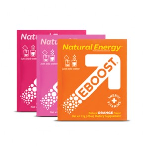 EBOOST Natural Energy Packets | Bulu Box - Sample Superior Vitamins and Supplements