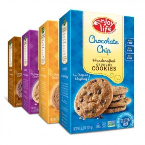 Enjoy Life Foods Crunchy Cookies | Bulu Box - sample superior vitamins and supplements