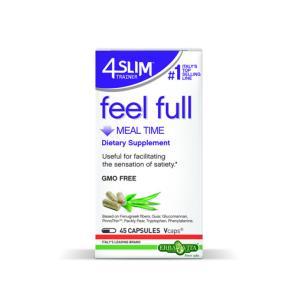 Erba Vita 4 Slim Trainer Feel Full Meal Time | Bulu Box - sample superior vitamins and supplements