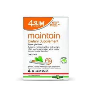 Erba Vita 4 Slim Trainer Maintain | Bulu Box - sample superior vitamins and supplements