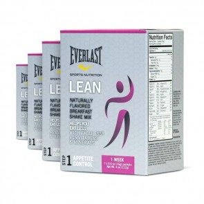 Everlast Lean for Women - 4 Pack | Bulu Box - Sample Superior Vitamins and Supplements