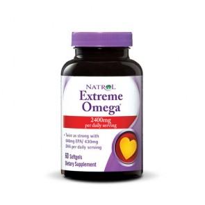Natrol Extreme Omega | Bulu Box - sample superior vitamins and supplements