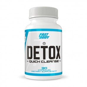 Fast Body Detox | Bulu Box - sample superior vitamins and supplements