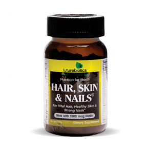 mens hair, skin, nails | Future Biotics