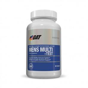 GAT Mens Multi + Test | Samples Superior Vitamins and Minerals
