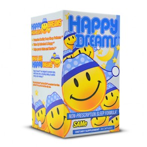 Happy Dreams   Bulu Box - sample superior vitamins and supplements