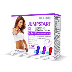 Jillian Michaels Jumpstart Kit | Bulu Box - sample superior vitamins and supplements