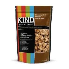 Kind Healthy Grains Clusters Cinnamon Oat w/ Flax Seeds