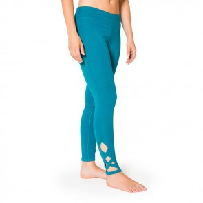 Satva Living Lalita Lattice Leggings | Bulu Box - Sample Superior Vitamins and Supplements