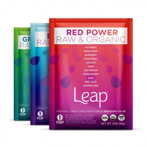 Leap SMoothie | Bulu Box Sample Superior Vitamins Supplements and Healthy Snacks