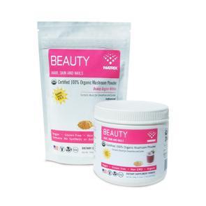 Mushroom Matrix Beauty Martix   Bulu Box sample superior vitamins and supplements
